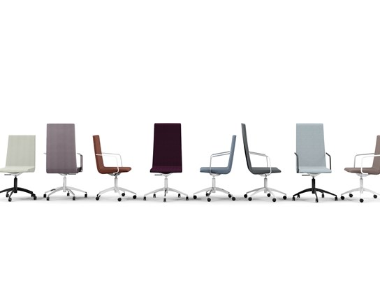 EFG Woods task chairs